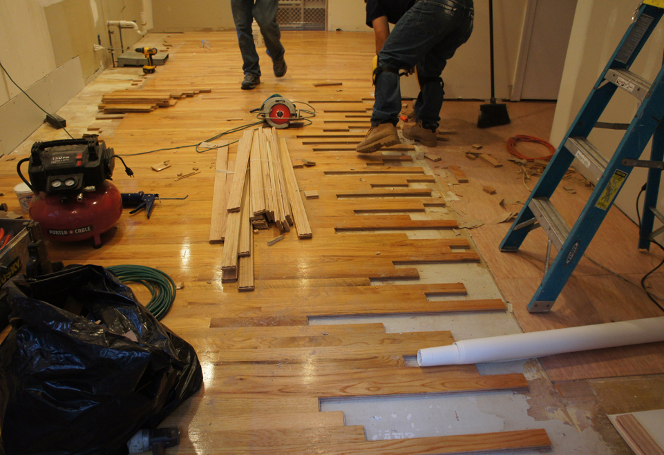 When is your Flooring beyond Repair?